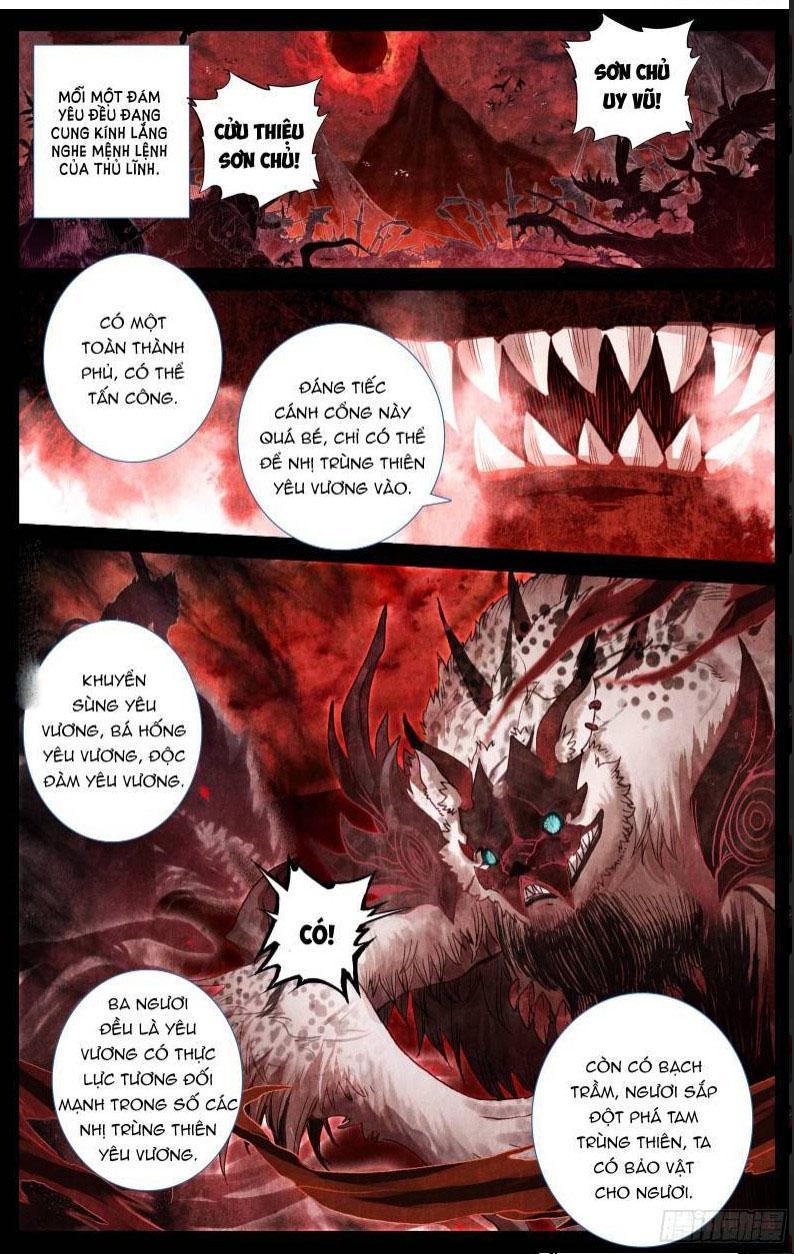Thương Nguyên Đồ Chapter 37 - Trang 9